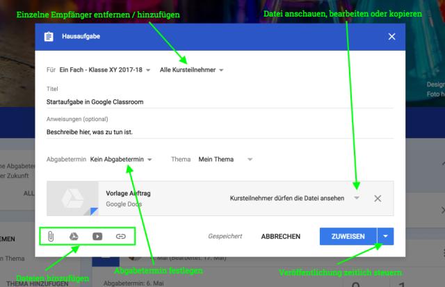 Google Classroom Aufgabe erstellen.png