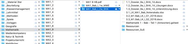 Meine Datenstruktur